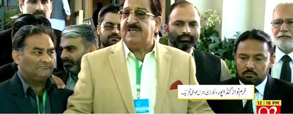 سانحہ ماڈل ٹاون عوامی تحریک یا منہاج القرآن کا نہیں ہے بلکہ یہ پوری  انسانیت کا کیس ہے: خرم نواز گنڈاپور کی اسلام آباد میں میڈیا سے گفتگو