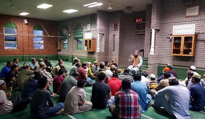 ساوتھ افریقہ: منہاج القرآن انٹرنیشنل پائن ٹاون کے زیراہتمام محفل جشن  عید میلادالنبیﷺ