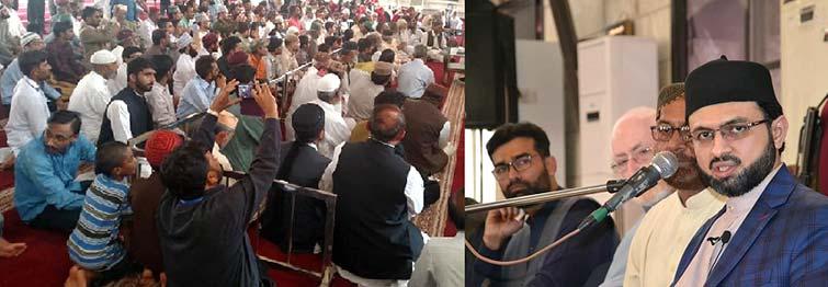 تحریک منہاج القرآن کراچی کا ورکرز کنونشن، ڈاکٹر حسن محی الدین قادری کا خطاب