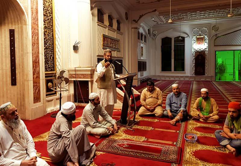 نٹال: منہاج القرآن ساوتھ افریقہ کے زیراہتمام 106 واں ماہانہ حلقہ درود