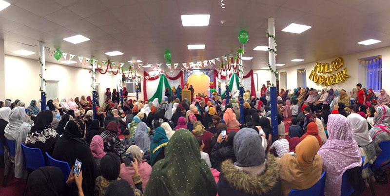 Bradford: Madinat al Zahra holds 8-day Mawlid programmes