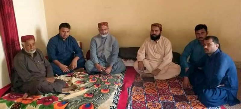 منہاج القرآن اپر سندھ کا اجلاس