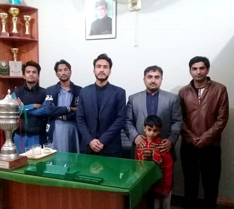 تحریک منہاج القرآن ڈہرکی کا اجلاس
