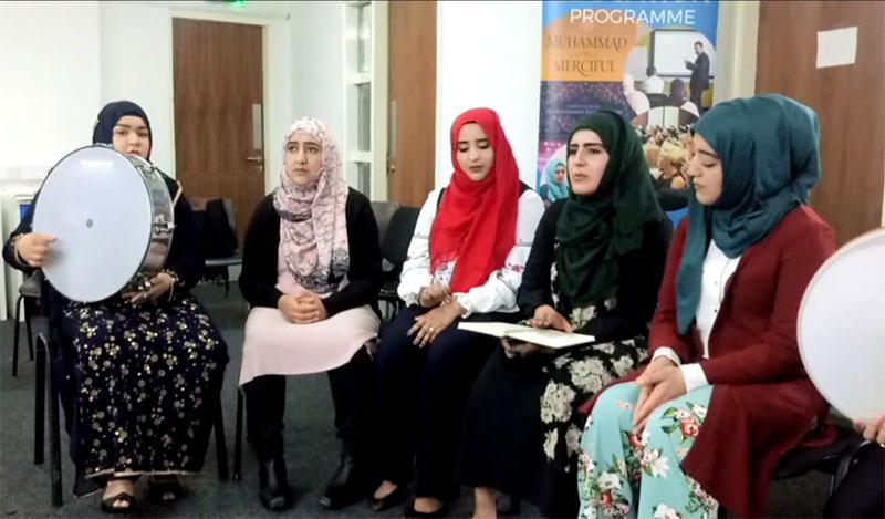 Training session held by Minhaj Sisters Midlands