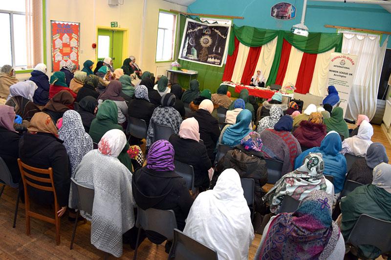 Minhaj Women League Accrington organises 12th Rabi ul Awwal Mehfil