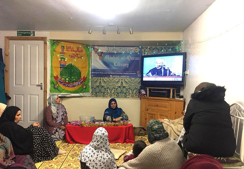 Rabi ul Awwal 12-day programmes in Halifax