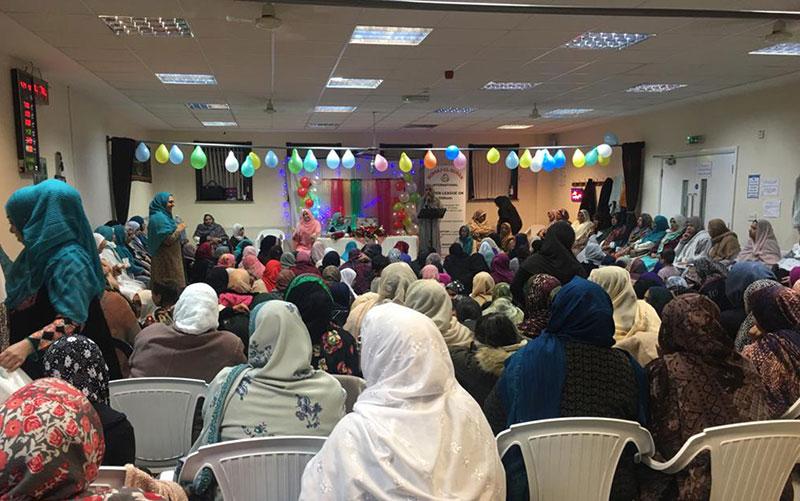 MWL Oldham celebrates Mawlid-un-Nabi ﷺ