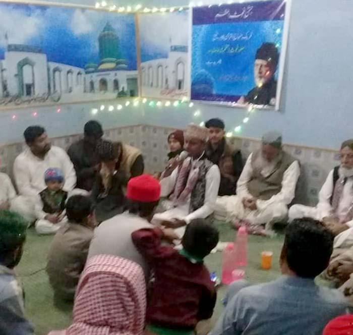 منہاج القرآن ڈہرکی کے زیراہتمام تقریب ''جشن غوث الاعظم'' کا انعقاد