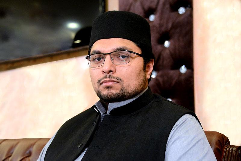 ریاست مدینہ آئین کو نافذ کرنے سے وجود میں آئے گی: ڈاکٹر حسین محی الدین
