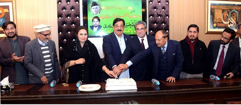 ''قائداعظم کا پاکستان'' عوامی تحریک کے سیمینار میں کرپشن کی سزا موت کی قرارداد منظور