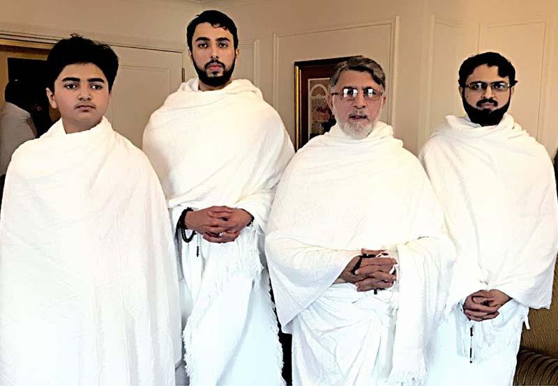 ڈاکٹر طاہرالقادری عمرہ کی ادائیگی کے بعد آج وطن واپس پہنچیں گے