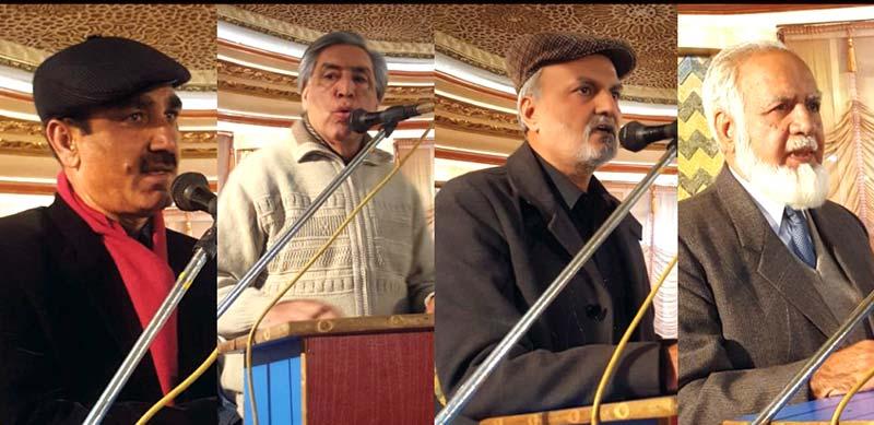 منہاج یونیورسٹی لاہور کے وائس چانسلر ڈاکٹر محمد  اسلم غوری کی گوجر خان آمد