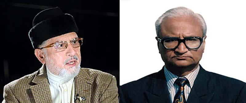 ڈاکٹر طاہرالقادری کا ڈاکٹر سلیم اختر کے انتقال پر افسوس کا اظہار
