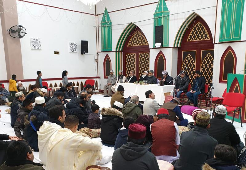 فرانس: منہاج القرآن انٹرنیشنل کا نئے سال کے آغاز پر ''شب التجاء'' کا انعقاد