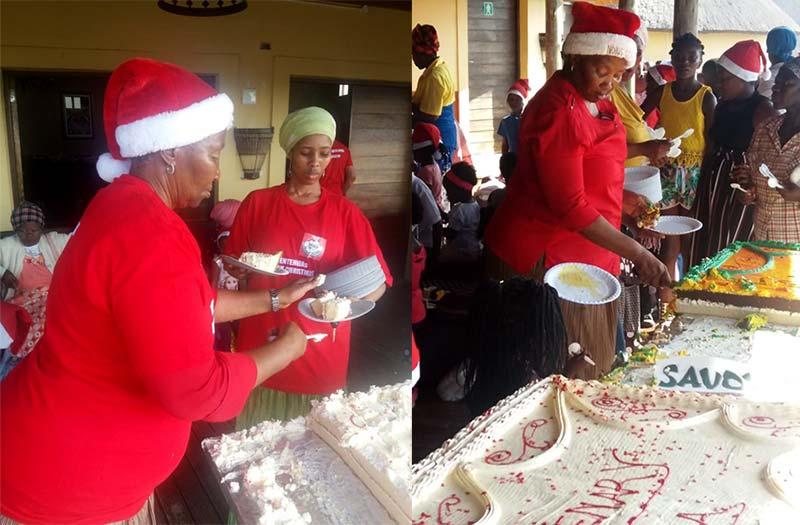 منہاج ویلفیئر فاؤنڈیشن جنوبی افریقہ کے زیراہتمام کرسمس تقریب