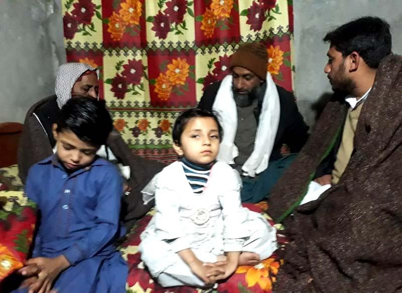 منہاج القرآن کوٹ مٹھن کے زیرانتظام حلقہ درود
