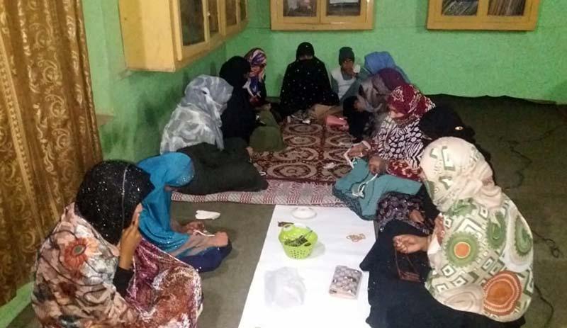منہاج القرآن ویمن لیگ راجن پور کے زیرانتظام حلقہ درود