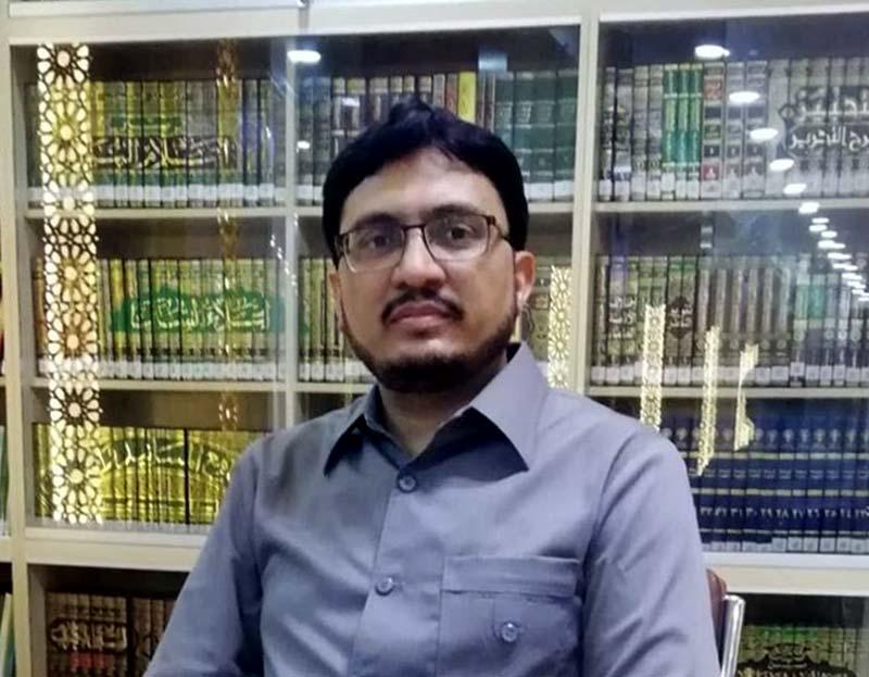 فرید ملت ریسرچ انسٹی ٹیوٹ کے ریسرچ سکالر حافظ ظہیر احمد الاسنادی کی والدہ انتقال کر گئیں