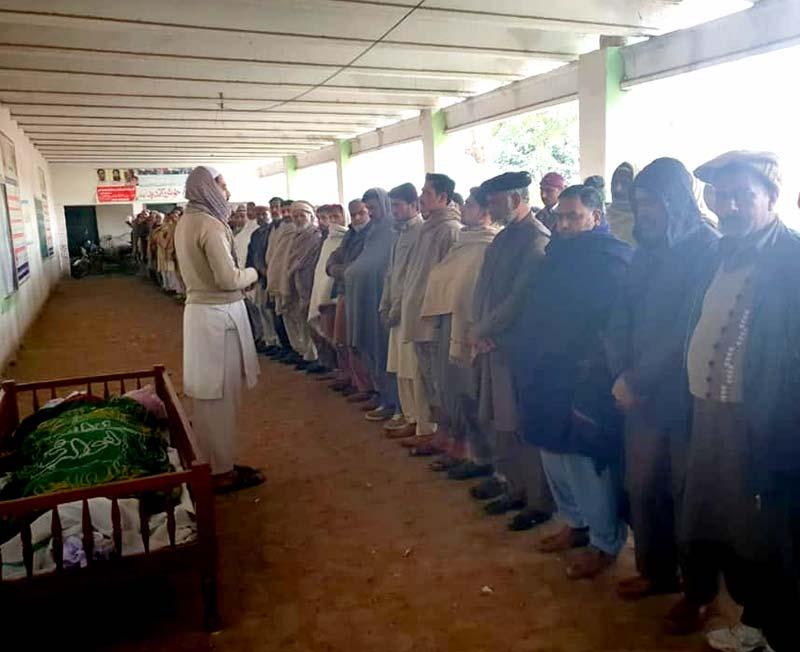 شیخ الاسلام کے پرسنل سیکرٹری قاضی فیض الاسلام کے نانا جان انتقال کر گئے
