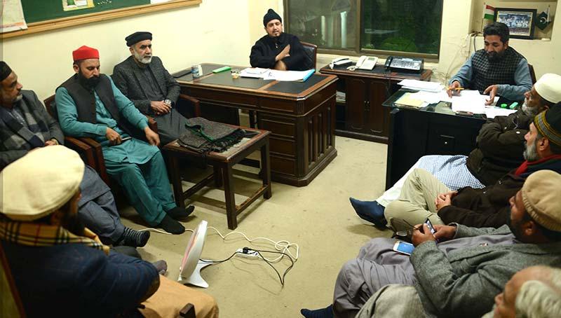منہاج القرآن لاہور کی ایگزیکٹو کونسل کا اجلاس، سانحہ ساہیوال کے مجرموں کو سزائیں دینے کا مطالبہ