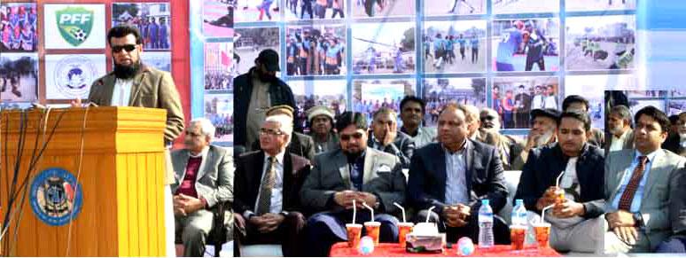 آئندہ ماہ یونیورسٹی کی سطح پر سپورٹس لیگ مقابلے ہونگے: راجہ یاسر ہمایوں