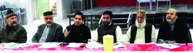 منہاج القرآن لاہور کی ایگزیکٹو کونسل کا اجلاس، عہدیداران کی شرکت