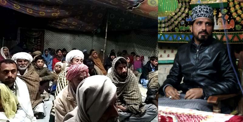 منہاج القرآن لعل گڑھ ضلع راجن پور کا ماہانہ درس عرفان القرآن