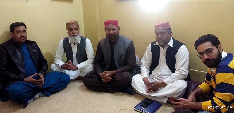 منہاج القرآن حیدرآباد کا اجلاس، نائب ناظم اعلیٰ احمد نواز انجم کی خصوصی شرکت