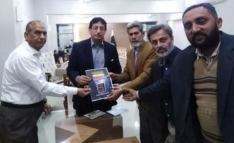 پاکستان عوامی تحریک کراچی کے رہنماوں کی متحدہ قومی موومنٹ پاکستان رابطہ کمیٹی سے ملاقات