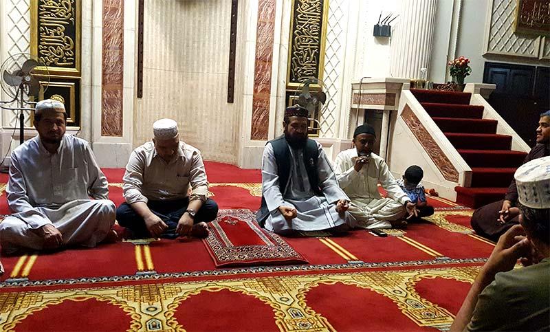 منہاج القرآن انٹرنیشنل نٹال کا 108 واں حلقہ درود و درس عرفان القرآن