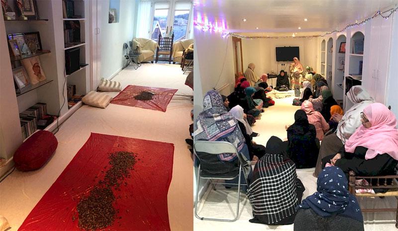 Spiritual event held under MWL (Sheffield)