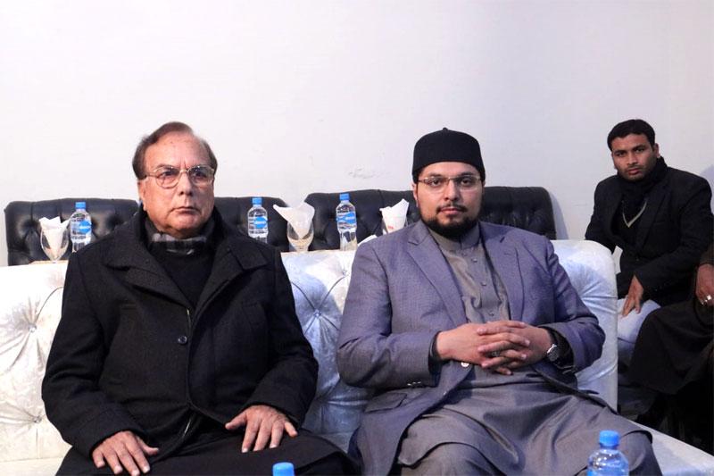 میاں منظور احمد وٹو کی طرف سے ڈاکٹر حسین محی الدین اور وفد کے اعزاز میں عشائیہ