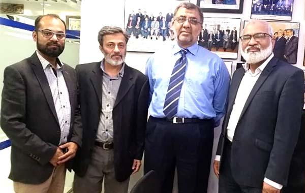 ایرانی قونصلیٹ کو قرآنی انسائیکلو پیڈیا کی تقریب رونمائی میں شرکت کی دعوت