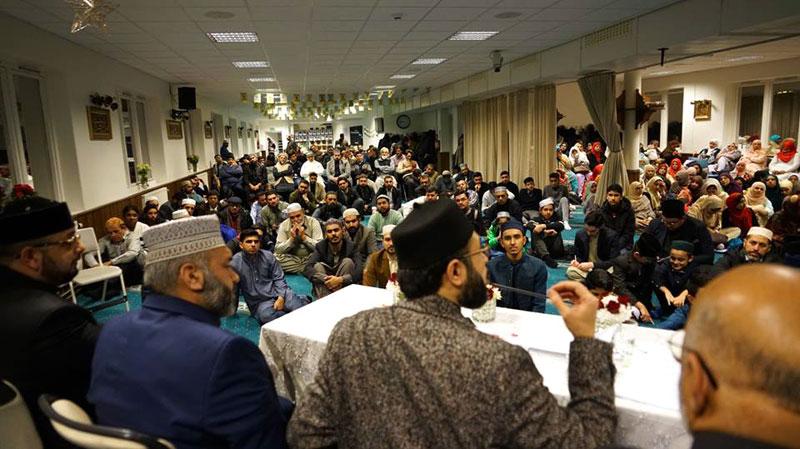 اوسلو (ناروے) میں قرآنی انسائیکلوپیڈیا کی تقریب رونمائی، ڈاکٹر حسن محی الدین قادری کا خطاب