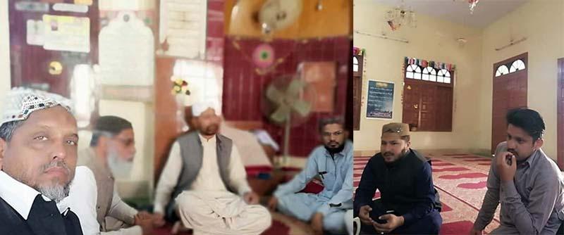 تحریک منہاج القرآن حیدرآباد کا اجلاس