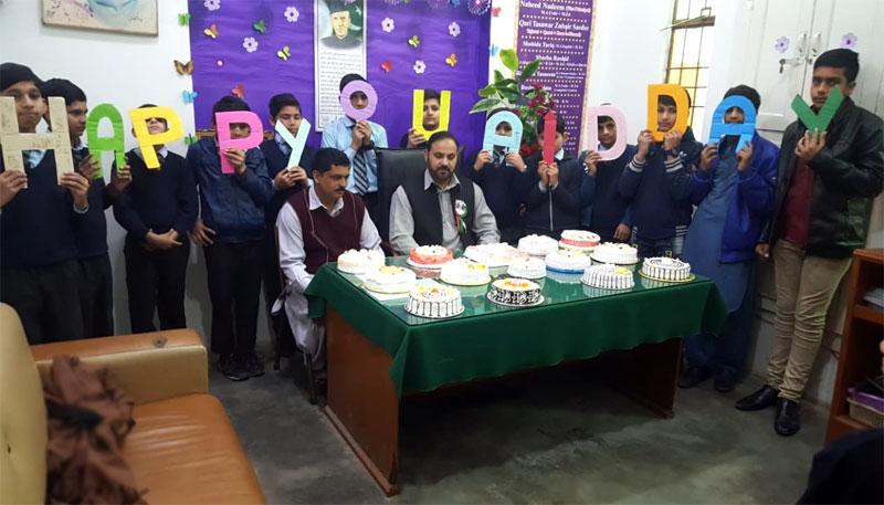گوجرانوالہ: شاہجہاں منہاج ماڈل سکول علی پور چھٹہ میں قائد ڈے تقریب کا انعقاد