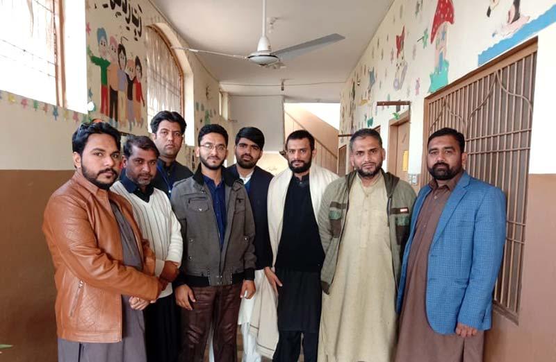 منہاج یوتھ لیگ پنڈ دانخان کا ''قرآنی انسائیکلو پیڈیا '' کی تقریب رونمائی کے سلسلہ میں اجلاس