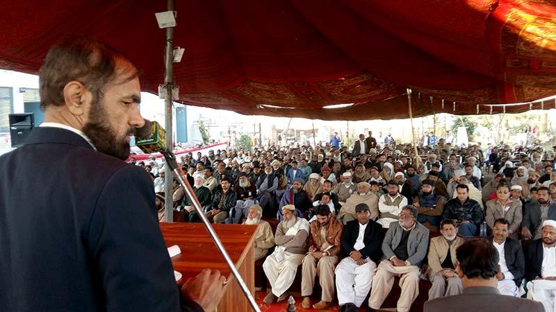 منہاج القرآن حافظ آباد کے زیراہتمام ''قرآنی انسائیکلوپیڈیا'' کی تقریب رونمائی و قائد ڈے تقریب