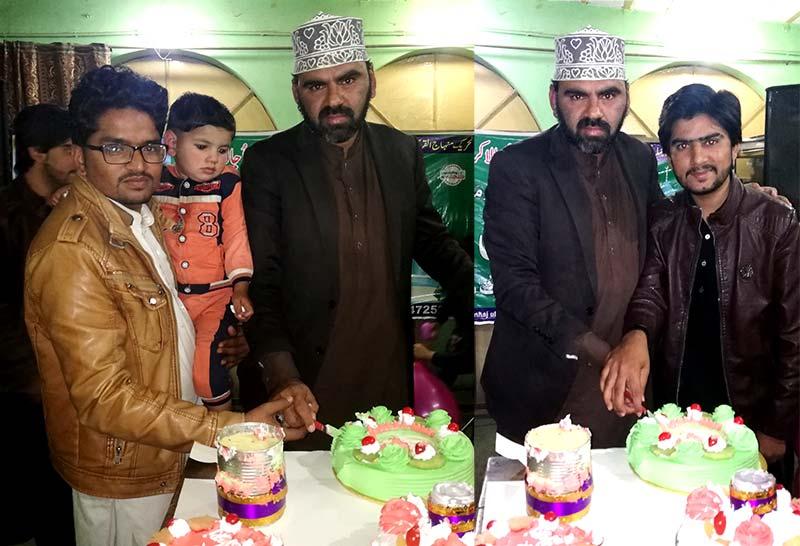 تحریک منہاج القرآن راجن پور کے زیراہتمام قائد ڈے کی تقریب