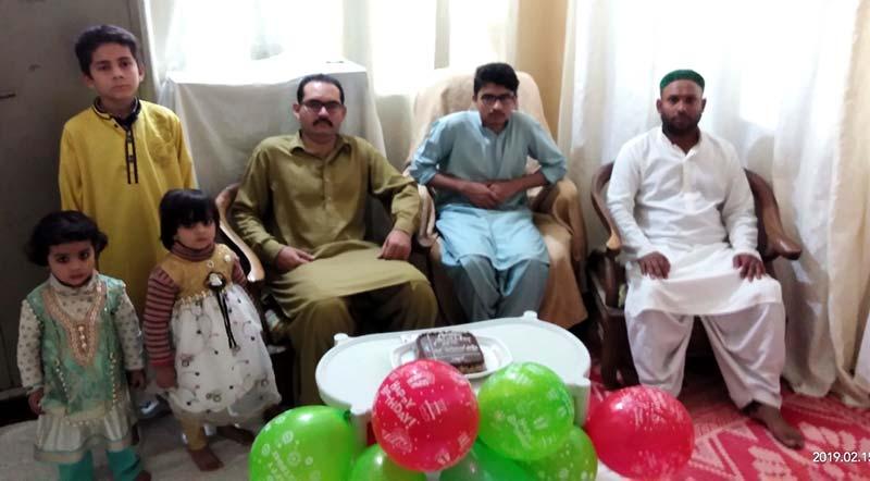 حیدرآباد: منہاج القرآن تحصیل لطیف آباد کا اجلاس