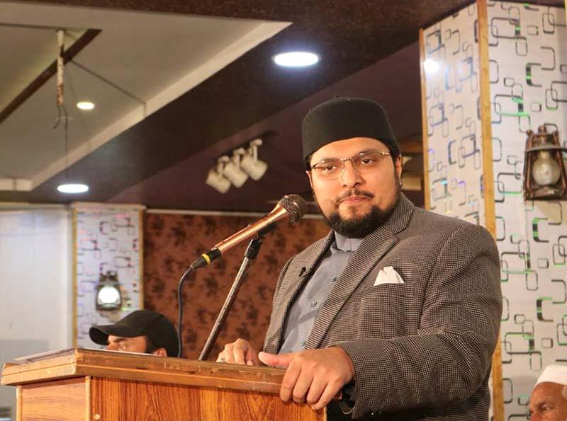 جہلم: پنڈدانخان میں قرآنی انسائیکلوپیڈیا کی تقریب رونمائی، ڈاکٹر حسین محی  الدین قادری کی شرکت