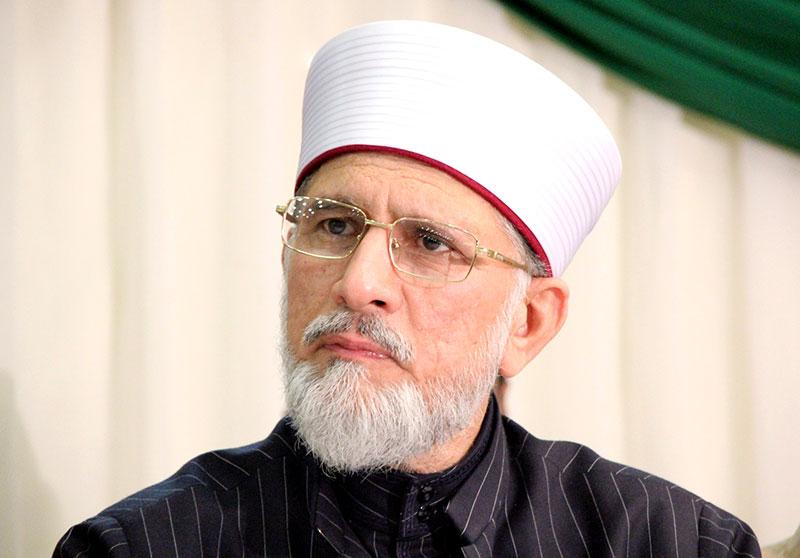 ڈاکٹر محمد طاہرالقادری کا قاضی محمد عارف کے انتقال پر اظہار افسوس