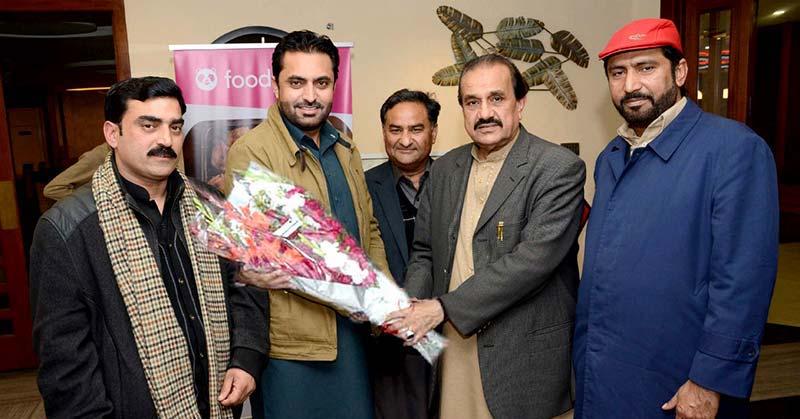 پاکستان عوامی تحریک شمالی پنجاب کے نومنتخب صدر قاضی شفیق کے اعزاز میں عشائیہ