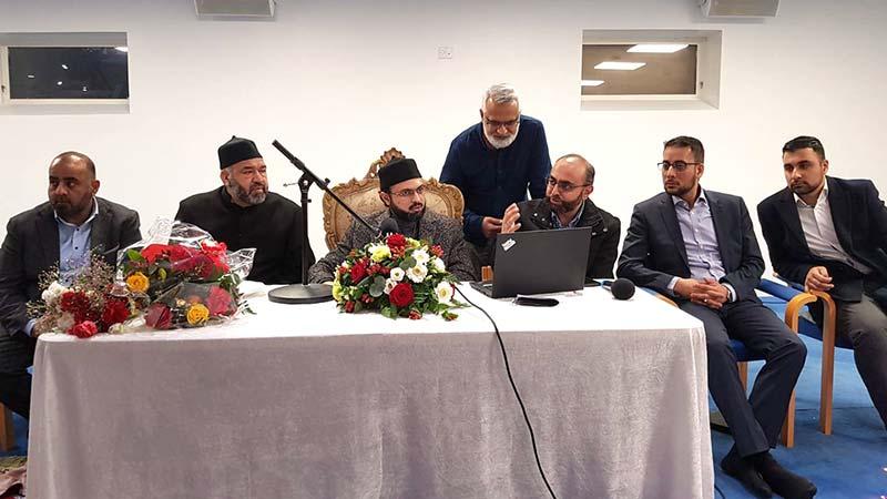 ڈنمارک: شیخ الاسلام ڈاکٹر محمد طاہرالقادری کی 68 ویں سالگرہ کے موقع پر محفل سماع