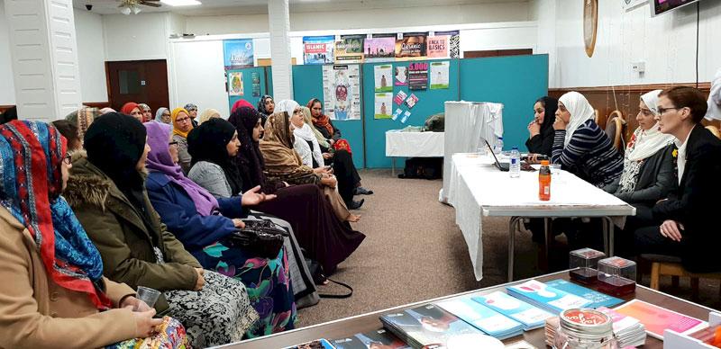 MWL Dundee organise wellbeing workshops
