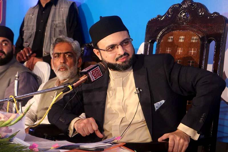وہاڑی: قرآن کانفرنس میں ڈاکٹر حسن محی الدین قادری کا خطاب