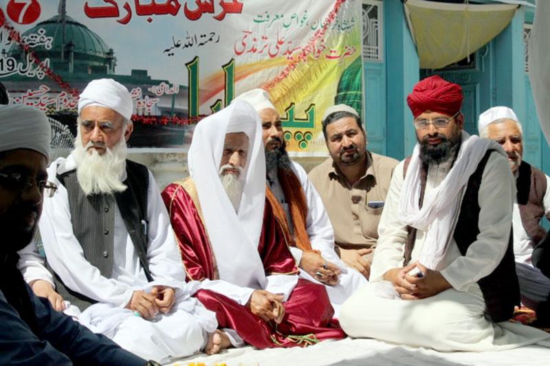 بونیر: پیر بابا کے 449 ویں عرس کی تقریبات میں منہاج القرآن کے وفد کی شرکت