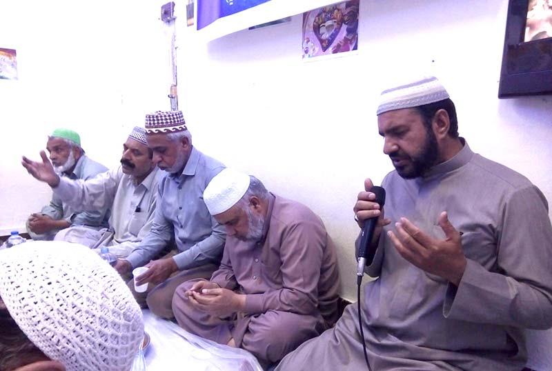 کویت: فروانیہ میں ہفتہ وار محفل ذکر