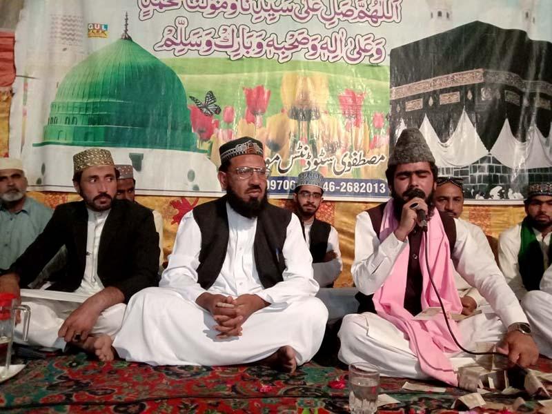 تحریک منہاج القرآن جھنگ کے زیرِاہتمام محفلِ شبِ برآت