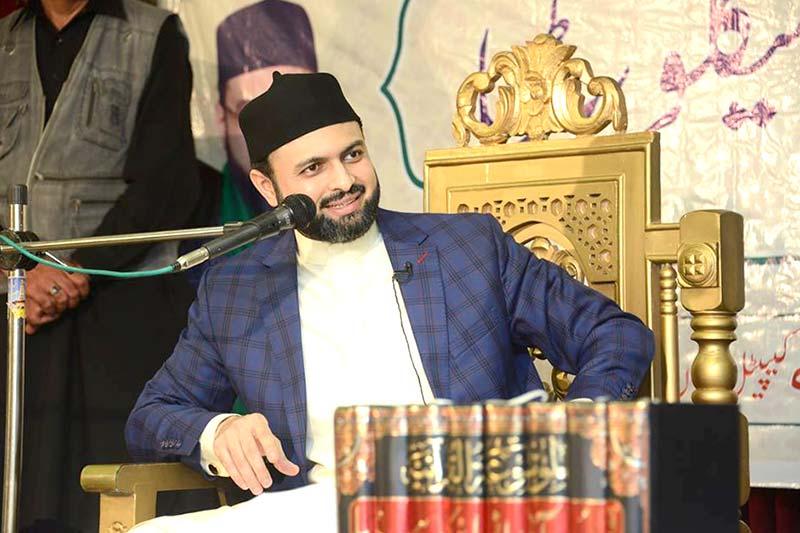 انتہاء پسندی کے خاتمے کیلئے ناانصافی کا خاتمہ ضروری ہے: ڈاکٹر حسن محی الدین قادری کا اسلام آباد میں قرآن کانفرنس سے خطاب